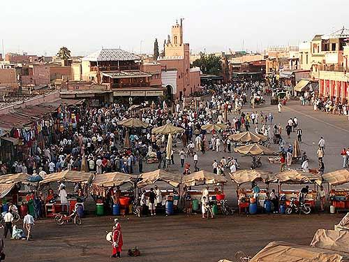 PROMENADE A MARRAKECH  dans VOYAGES marrakech-9016